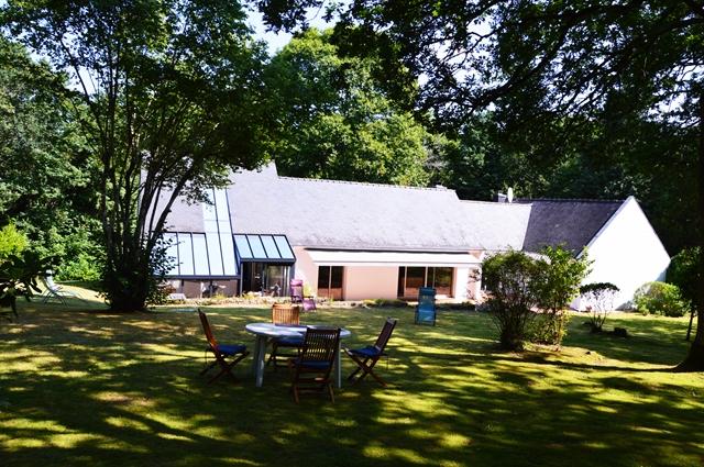 Vente  maison Queven - 5 chambres - 237 m²