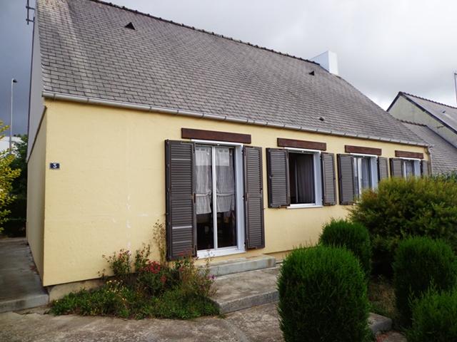 Vente  maison Lanester - 2 chambres/3 possibles - 85 m²