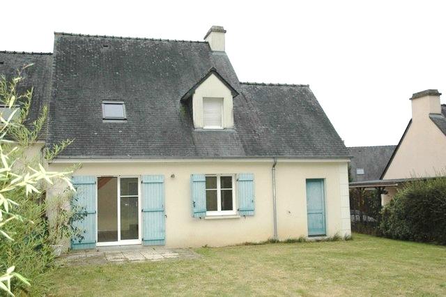 Vente  maison Lorient - 4 chambres - 101 m²