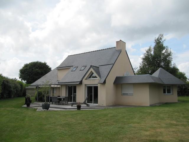 Vente  maison Kervignac - 5 chambres - 131 m²