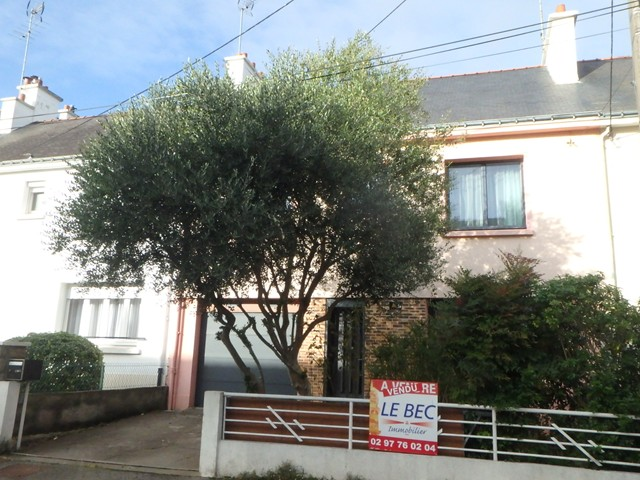 Vente  maison Lanester - 4 chambres - 131 m²