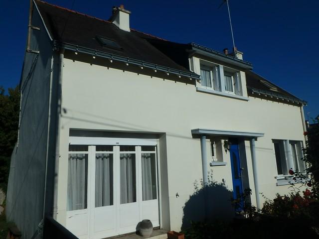 Vente  maison Lanester - 4 chambres - 88 m²