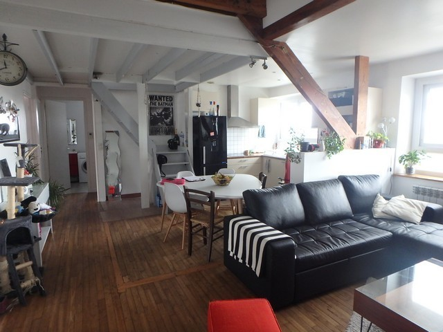 Vente  appartement Lanester - 4 chambres - 70 m²