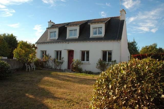 Vente  maison Larmor-Plage - 2 chambres - 101 m²