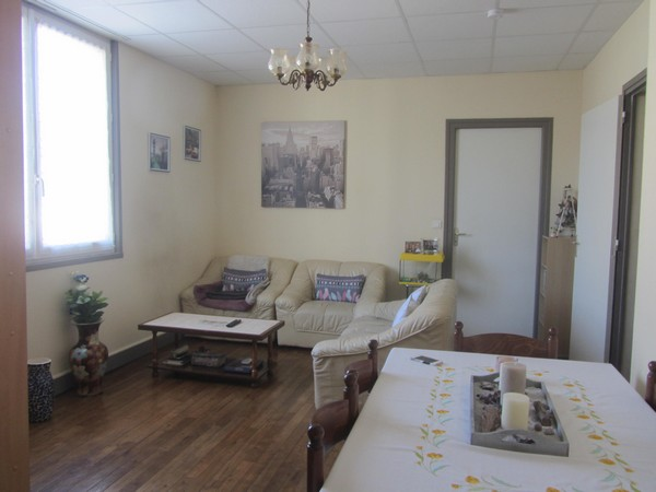 Vente  appartement Lanester - 2 chambres - 63 m²