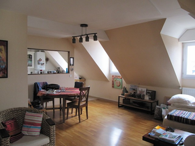 Vente  appartement Hennebont - 2 chambres - 72 m²