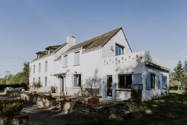 Vente  maison Ria d'Etel - 6 chambres/8 possibles - 276 m²