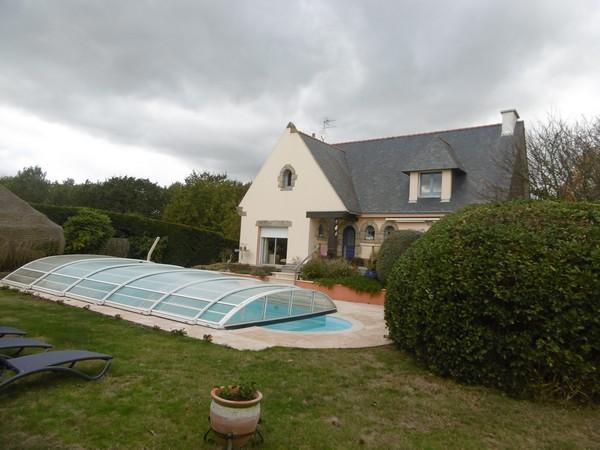 Vente  maison Ploemeur - 5 chambres - 152 m²