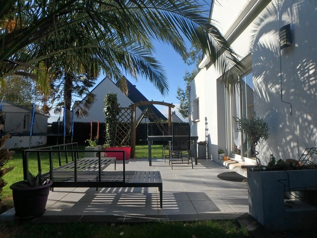 Vente  maison Lanester - 5 chambres - 120 m²