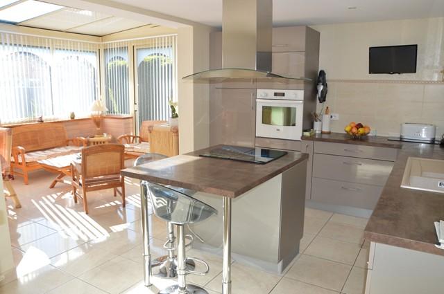 Vente  maison Lorient - 3 chambres - 115 m²