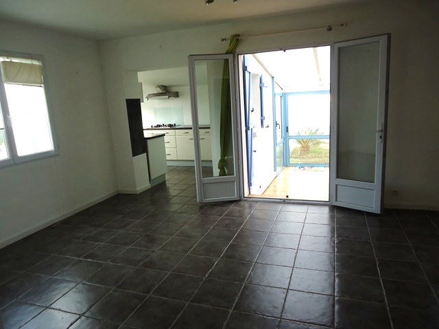 Vente  maison Lorient - 2 chambres - 61 m²