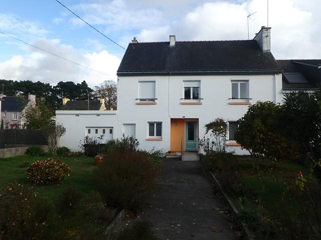 Vente  maison Lanester - 4 chambres/5 possibles - 112 m²