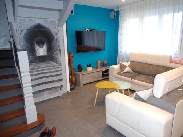 Vente  maison Lanester - 6 chambres - 165 m²