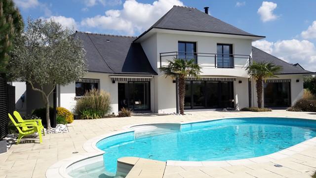 Vente  maison Kervignac - 4 chambres/5 possibles - 205 m²