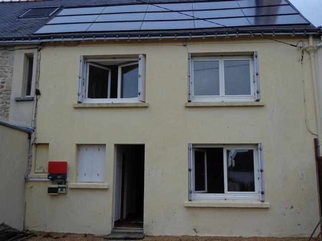 Vente  maison Lanester - 2 chambres/3 possibles - 61 m²