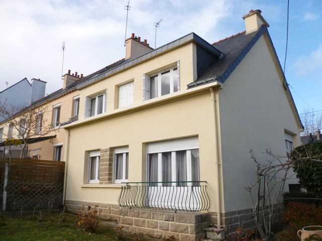Vente  maison Lorient - 2 chambres/3 possibles - 84 m²