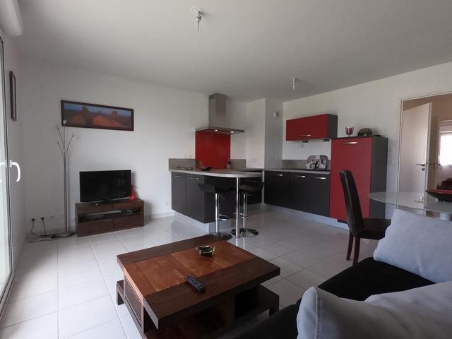 Vente  appartement Ploemeur - 2 chambres - 50 m²