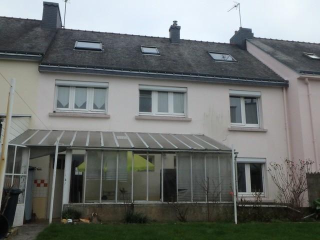 Vente  maison Lanester - 5 chambres - 102 m²
