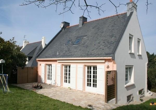 Vente  maison Ploemeur - 5 chambres - 161 m²