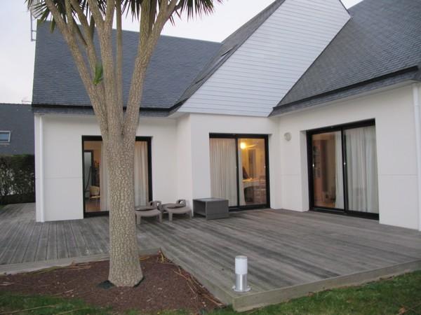 Vente  maison Kervignac - 4 chambres - 163 m²