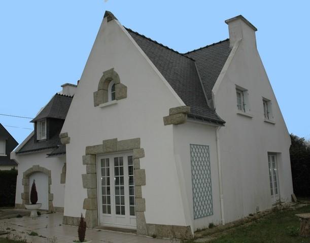 Vente  maison Ploemeur - 3 chambres/4 possibles - 130 m²