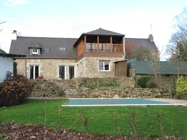 Vente  maison Inzinzac-Lochrist - 4 chambres - 139 m²