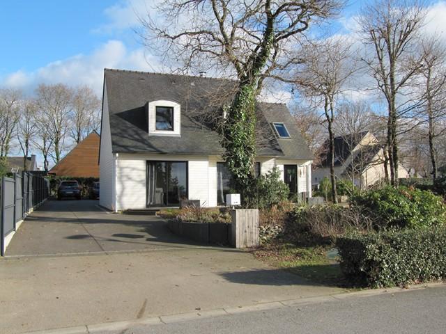 Vente  maison Hennebont - 4 chambres/5 possibles - 124 m²