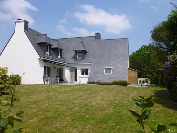 Vente  maison Ploemeur - 5 chambres/6 possibles - 220 m²
