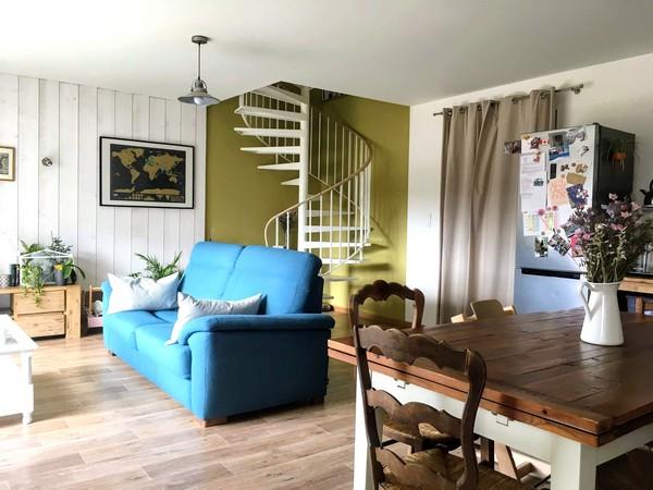 Vente  maison Lorient - 2 chambres - 87 m²