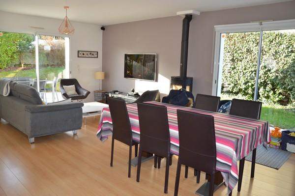 Vente  maison Larmor-Plage - 3 chambres - 103 m²