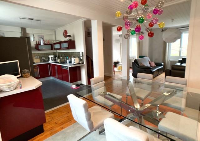 Vente  maison Lorient - 4 chambres - 151 m²
