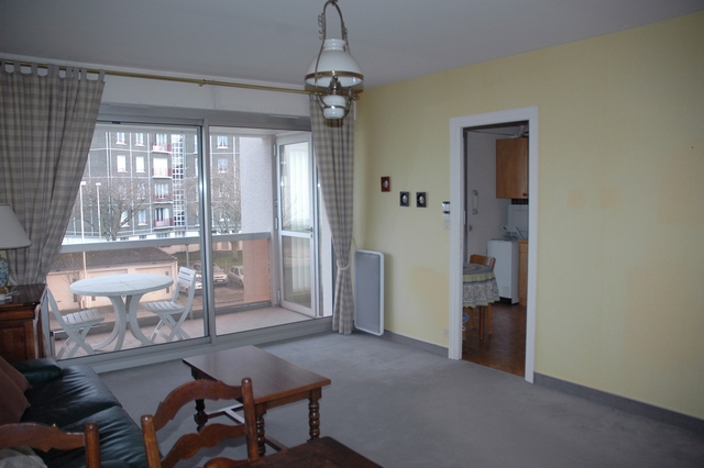 Vente  appartement Lorient - 1 chambre - 58 m²