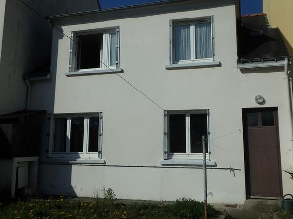 Vente  maison Lanester - 3 chambres - 72 m²
