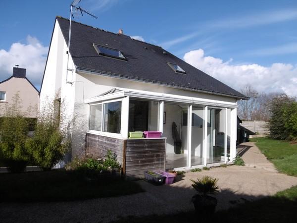 Vente  maison Lorient - 4 chambres - 119 m²