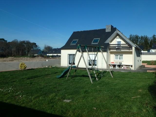 Vente  maison Lanester - 4 chambres - 115 m²