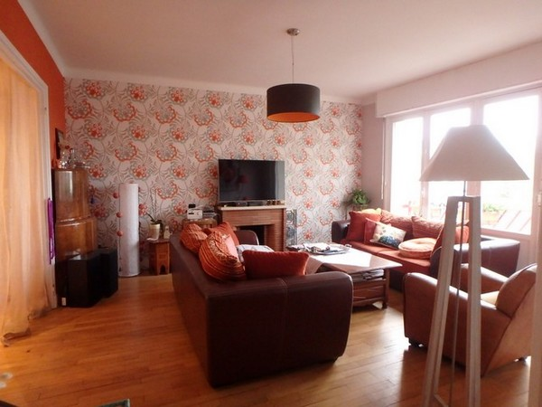Vente  appartement Lorient - 3 chambres - 108 m²