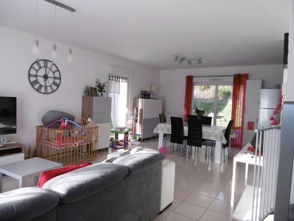 Vente  maison Lorient - 4 chambres - 91 m²