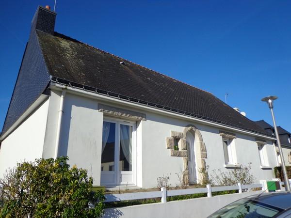 Vente  maison Lanester - 5 chambres - 150 m²