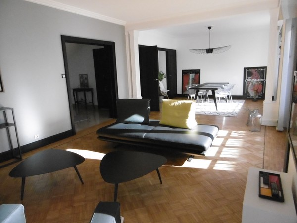 Vente  appartement Lorient - 3 chambres - 142 m²