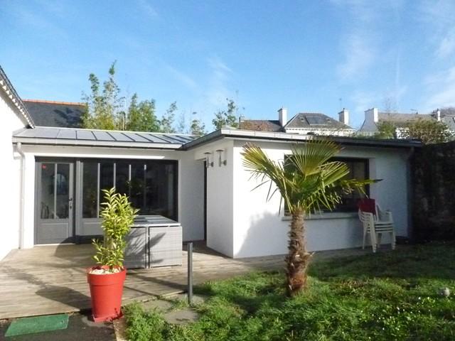 Vente  maison Lorient - 3 chambres - 93 m²