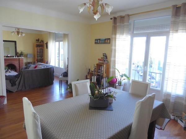 Vente  appartement Lorient - 3 chambres - 119 m²