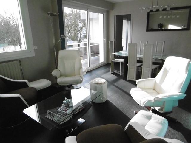 Vente  appartement Lorient - 4 chambres - 94 m²