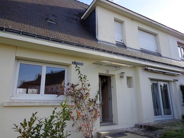 Vente  maison Lanester - 5 chambres - 113 m²