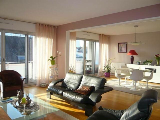 Vente  appartement Lorient - 3 chambres - 123 m²