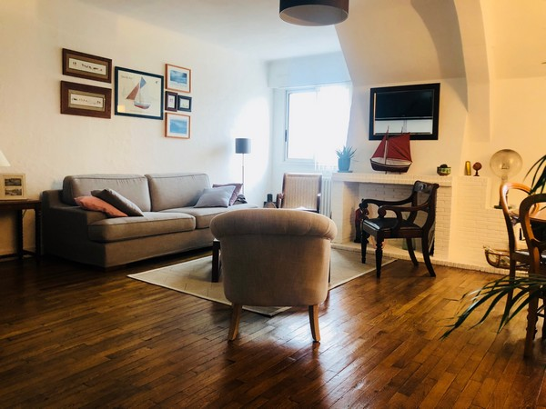 Vente  appartement Lorient - 3 chambres - 98 m²