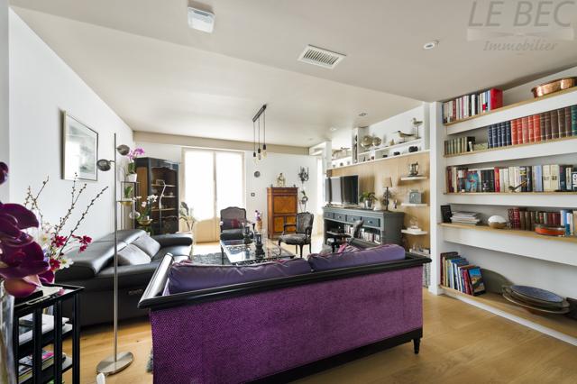 Vente  appartement Lorient - 3 chambres - 140 m²