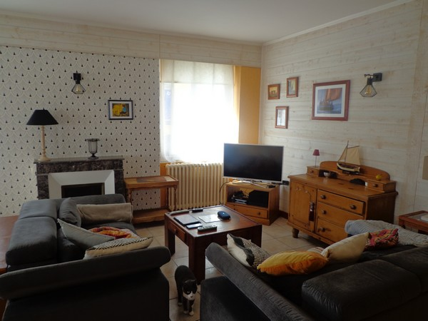 Vente  maison Lanester - 4 chambres - 136 m²