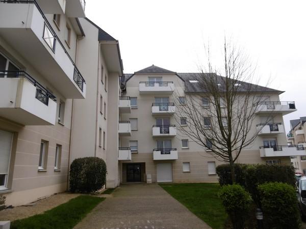 Vente  appartement Lorient - 1 chambre - 33 m²
