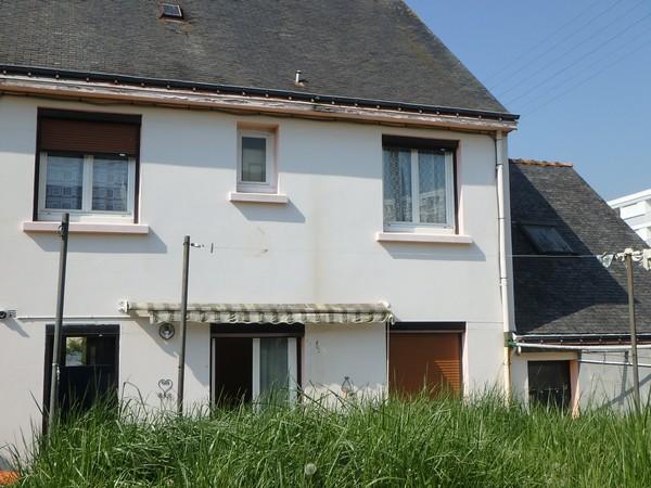 Vente  maison Lorient - 4 chambres - 95 m²