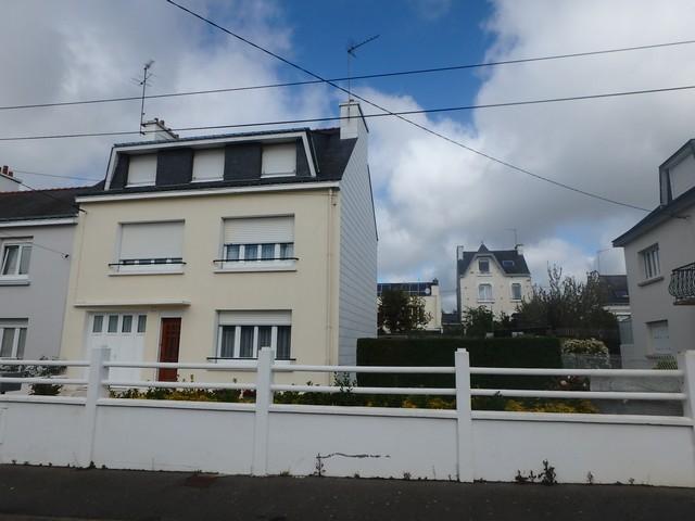 Vente  maison Lanester - 5 chambres - 124 m²
